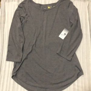 Xersion Heather gray top